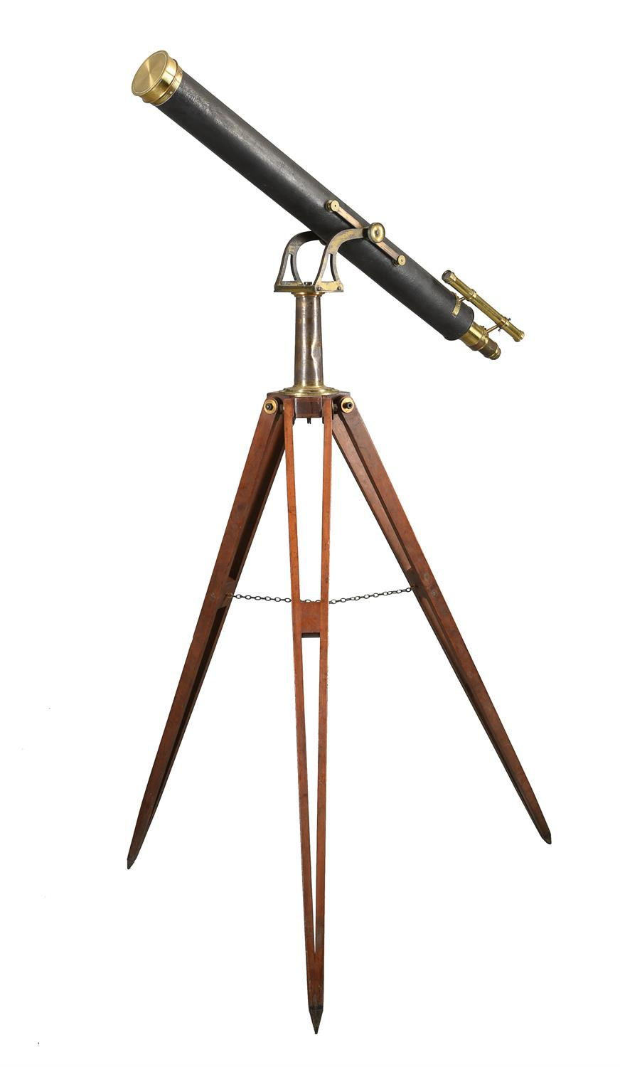 A Victorian 4 inch refracting telescope - Image 2 of 5