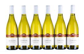 2016 Corton Blanc Grand Cru, Meuneveaux