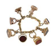A fob bracelet