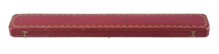 Cartier, a 1930s jewel case