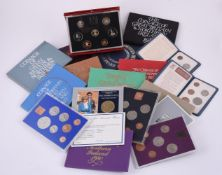Royal Mint, proof year sets (11)