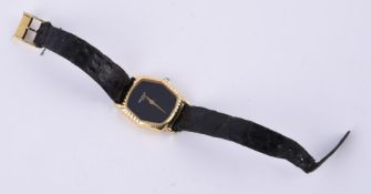 Longines, Lady's gold coloured wrist watch