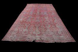 An Anotolian carpet