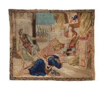 A French tapestry