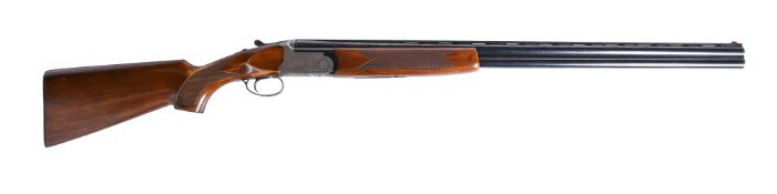 A Bettinsoli Armi Gardone V.T. Italy 3inch chambered over and under 12 bore wildfowling shotgun with