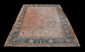 A Central Persian carpet