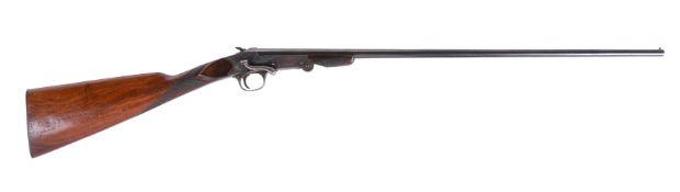 A Belgian single barrel .410 shotgun