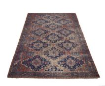 A large North West Persian sumak/soumak room carpet