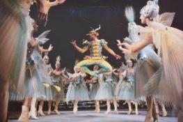λ Willy Rizzo (Italian 1928-2013) , 'Cinderella at the Theatre des Champs Elysees'