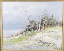 Alexander Kolotilov (Russian 1946-), Landscape