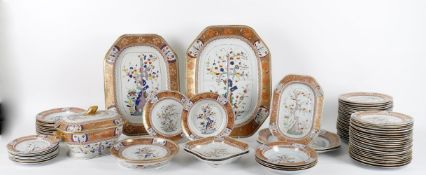 An early 19th century Spode New Stone service