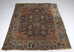 A 19th century Mahal style rug