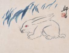 Lou Shibai (1918-2010), Rabbit