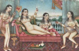 Y Ladies in a Harem