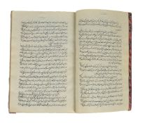 Two Persian volumes