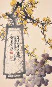 Wang Chenxi (20th century), Prunus blossoms