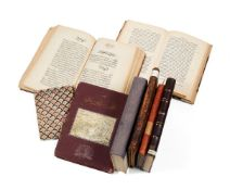 A Collection of printed books relating to the Middle East