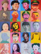 Hua Jiming (Chinese b. 1964)No. 9