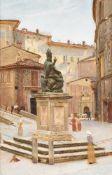 Samuel Pepys Cockerell (British 1844-1921), Statue of Pope Julius III