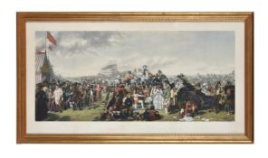 After William Powell Frith, The Derby Day