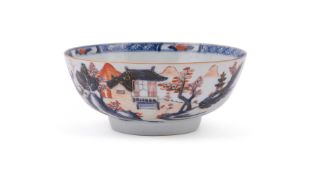 A Chinese Imari bowl