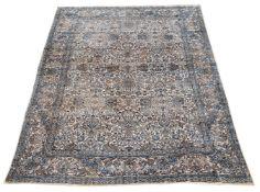 A Persian carpet