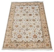 A rug in Persian style