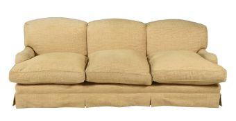 A Kingcome three seater sofa