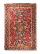 A CARPET IN THE HERIZ STYLE