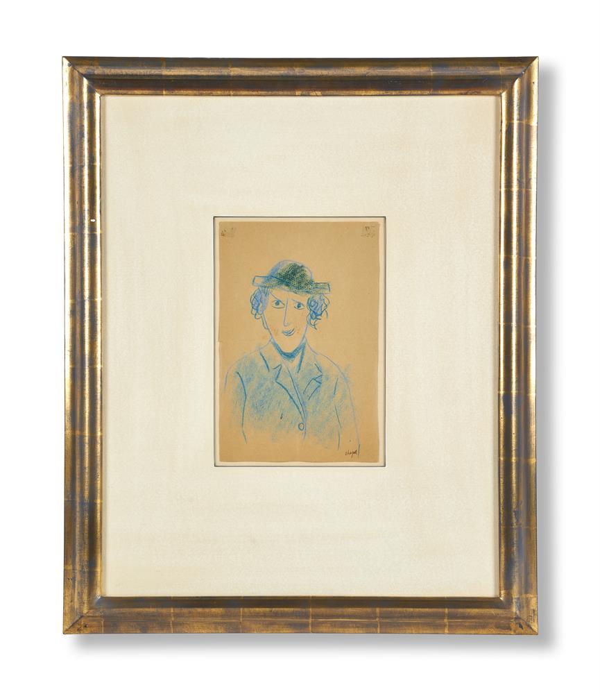 λ MARC CHAGALL (FRENCH 1887-1985), L'ARTISTE
