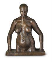 λ JACOB EPSTEIN (BRITISH 1880-1959), GERTRUDE, THE BATHER