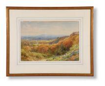 HARRY SUTTON PALMER (BRITISH 1854-1933), SPRING, LEITH HILLS, SURREY