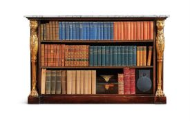 A PAIR OF REGENCY STYLE 'FOSBURY' BOOKCASES, ROBERT KIME