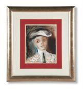 λ SALVADOR DALI (SPANISH 1904-1989), TORÉADOR (PORTRAIT OF THE BULLFIGHTER HERO - CARMEN II)