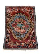 A KARABAGH RUG, approximately 210 x 139cm