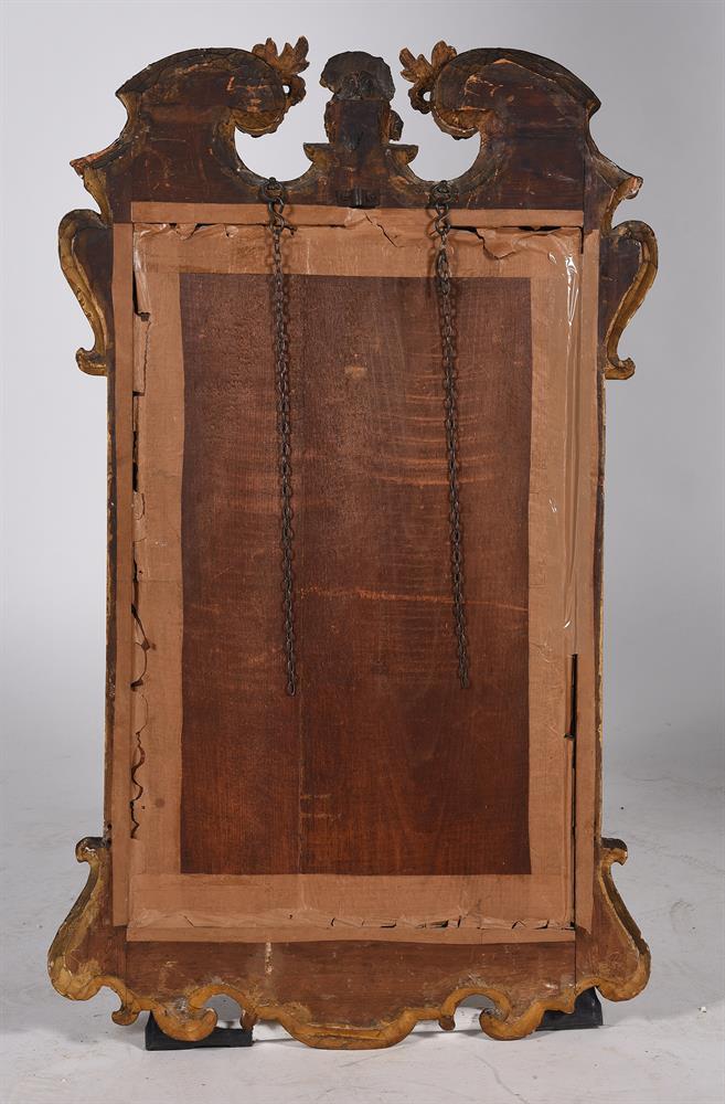 A GEORGE I GILTWOOD WALL MIRROR, CIRCA 1720 - Image 5 of 5