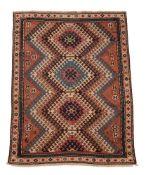 A KAZAK RUG, approximately 183 x 134cm