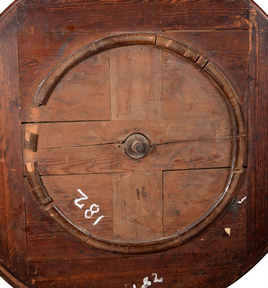 A GEORGE III MAHOGANY LIBRARY OR RENT TABLE, CIRCA 1780 - Image 5 of 7