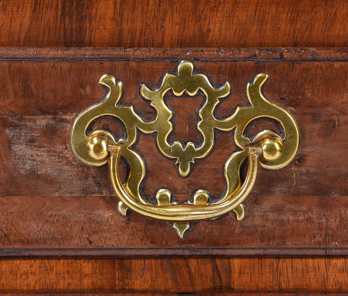 A GEORGE II WALNUT BUREAU BOOKCASE, CIRCA 1740, IN THE MANNER OF GILES GRENDEY - Image 7 of 9