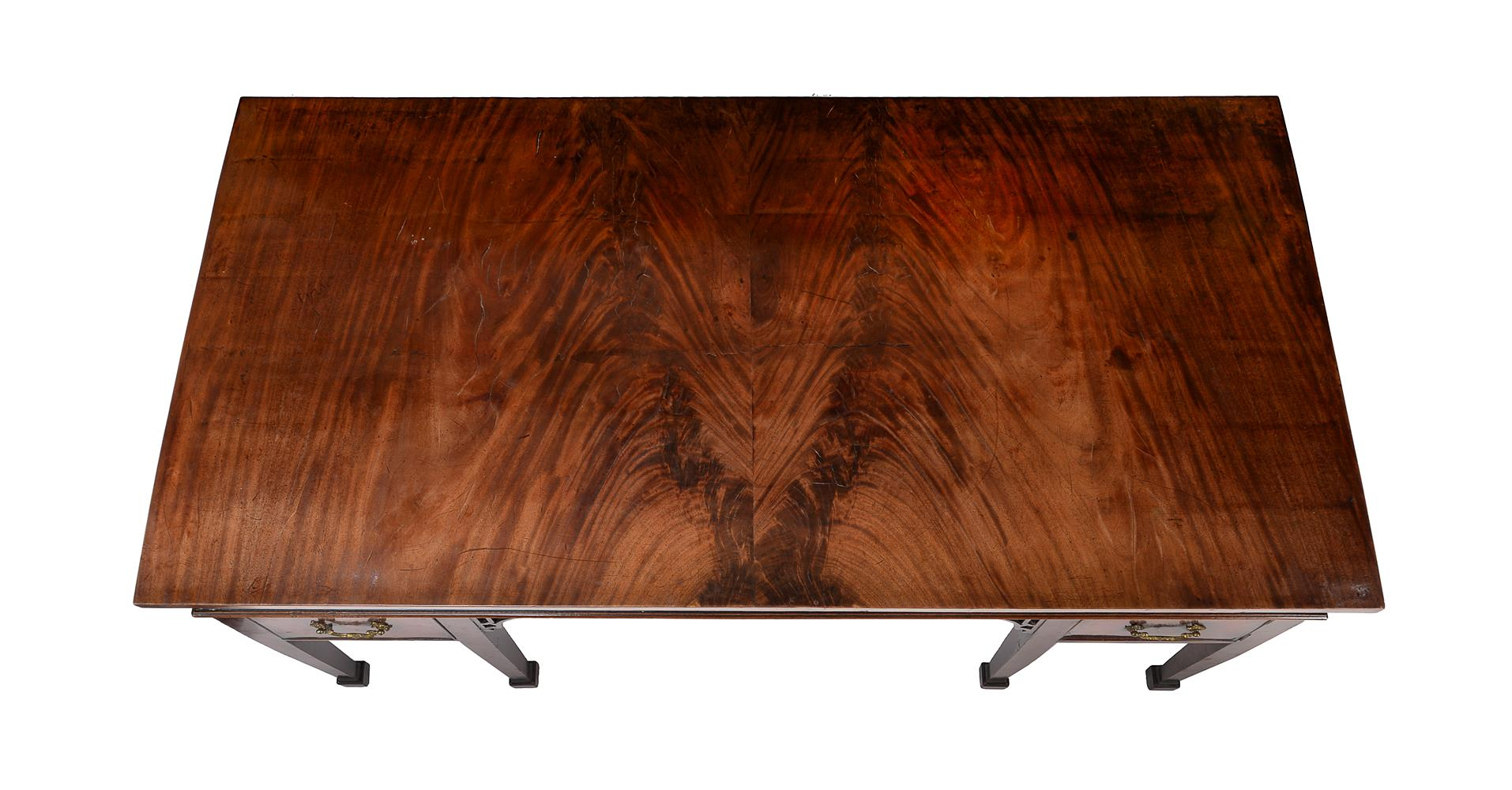 A GEORGE III MAHOGANY SERVING TABLE, CIRCA 1790 - Image 6 of 6
