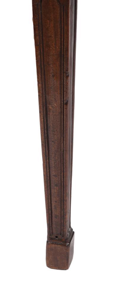 A GEORGE III MAHOGANY OPEN ARMCHAIR, CIRCA 1775 - Image 7 of 8