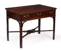 A GEORGE II MAHOGANY SIDE TABLE, CIRCA 1745