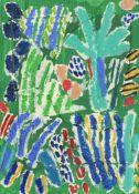 Rosa Roberts, Summer (Mini/ Emerald), 2021