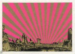 Jayson Lilley, Waterloo Sunset 2/4, 2021