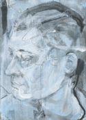 Paul Hodgson, Portrait of E.2, 2021