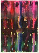 Simon Keenleyside, Wood and Water (Pink), 2021