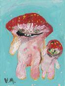 Anna Mond, Ma - Mushroom, 2021
