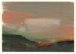 Mary Burtenshaw, Sunset Wave, 2021