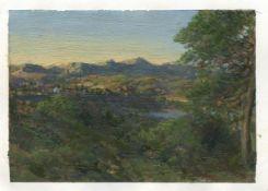 Martin Greenland, Cordoba of the Mind (Sunset), 2021