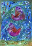 Kate Wrigglesworth, Two Birds, 2021